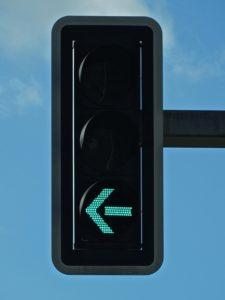 misusing turn signal in VA